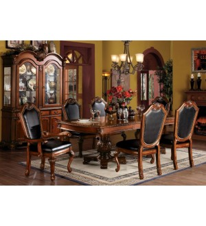 ACME - Chateau De Ville Cherry Set