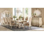 Amini- Chateau de Lago 11 pc Dinning set