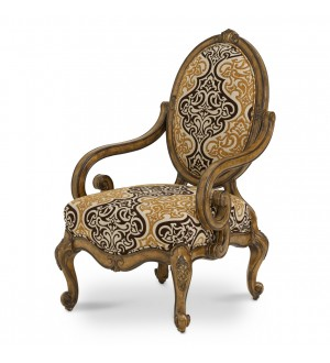 Amini LAVELLE MELANGE Wood Chair