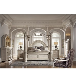 Amini Monte Carlo Poster Bed King