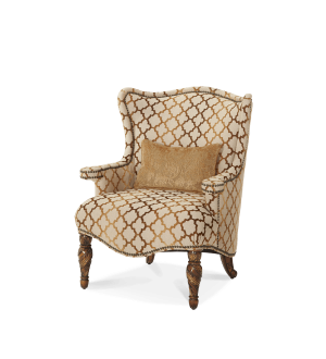 AMINI Villa Valenci a Wing Chair