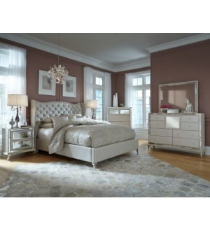 Amini- Hollywood Loft Bedroom Set