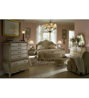 Amini- Lavelle Blanc Bedroom Set