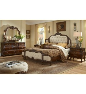 Amini- Lavelle Melange bedroom set
