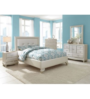 Amini- After 8 Studio bedroom set