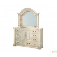Amini Monte Carlo Dresser and mirror