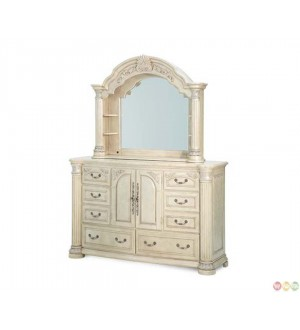 Amini Monte Carlo Dresser and mirror