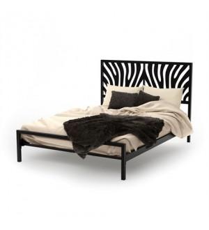 Amisco Zebra Regular footboard bed