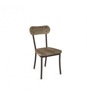 Amisco Bean Chair (wood)