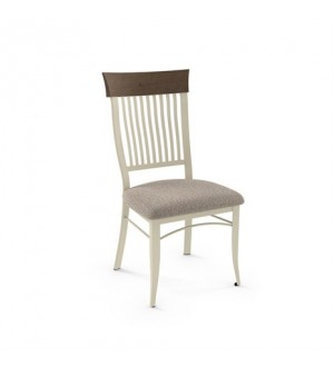Amisco Annabelle Chair (distressed wood)