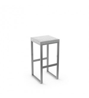 Amisco Aaron Non swivel stool (cushion)