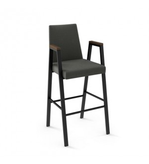Amisco Edison Non swivel stool