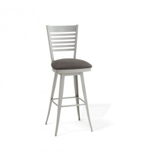 Amisco Edwin Swivel stool (cushion)