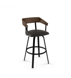Amisco Carson Swivel stool