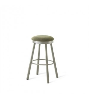 Amisco Connor Swivel stool (cushion)