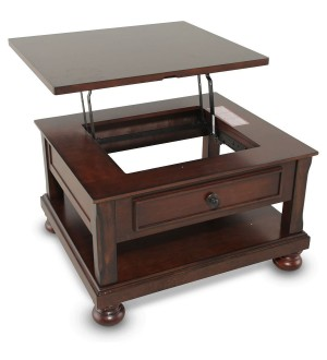 Ashley Porter Lift Top Cocktail Table