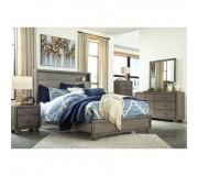 Ashley-Arnett Collcetion Storage Bed