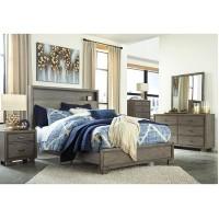 Ashley-Arnett Collcetion Storage Bed