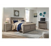 Ashley Lettner  Panel Bed King