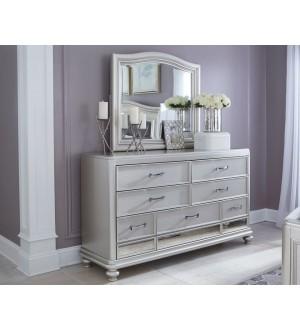 Ashley Coralayne B650 Dresser w/Mirror