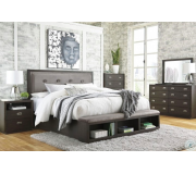 Ashley-Hyndell Storage Bed