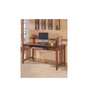 "Ashley Cross Island 60"" Home Office Desk"