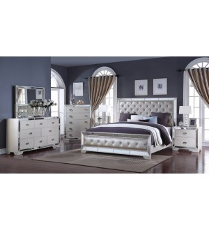 Cosmos- Gloria Bedroom Set