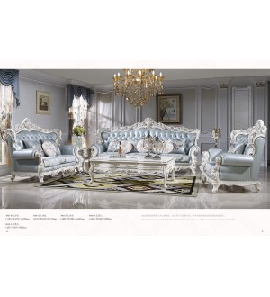 Dan 7001 sofa sets