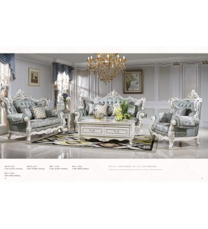 Dan 7003 sofa set