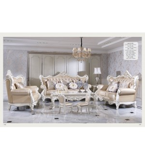 Dan 7006 sofa set