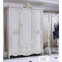8009-1 3 doors closet
