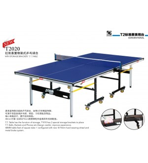 DHS T2020 Pingpong Table