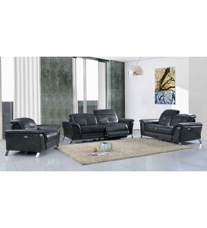 ESF 2619 Sofa Set with Electric Recliner