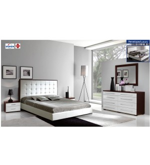 ESF 622 Bedroom Set