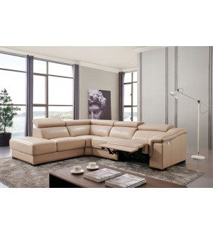 ESF 760 Sectional w/Electric Recliner
