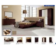 Miss Itlia 8pcs Bedroom set Queen