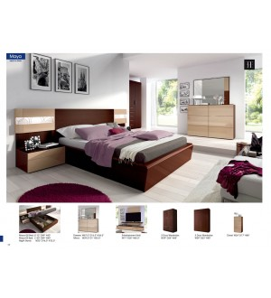 ESF Maya Bedroom Set