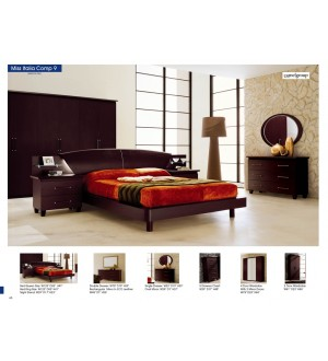 ESF Miss Italia bedroom set