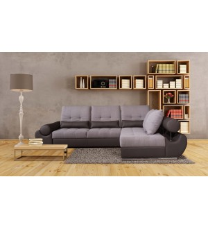 ESF Talia Sectional w/Bed