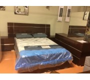 ESF Status 7 pc Bedroom Set