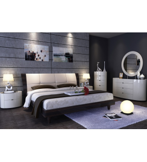 GL-2780 Modern Glossy White Dresser