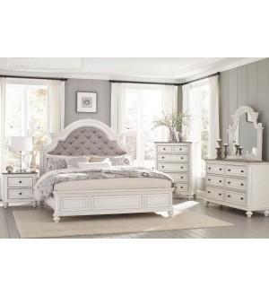 Mazin Baylesford Collection-6pcs Bedroom Set
