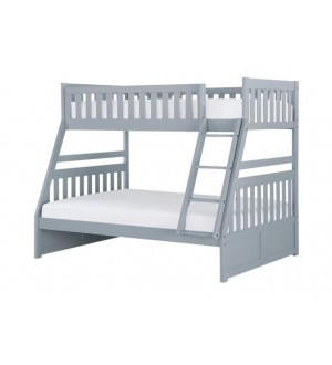 Mazin B2063-Orion Collection Bunk Bed T/F