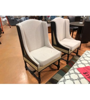 4644 Accent Chairs 2pc