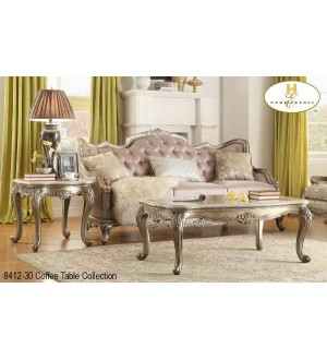 Mazin 8412 occasional table set