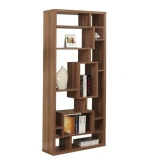 """Monarch-Bookcases 5-Shelves-72""""H"""