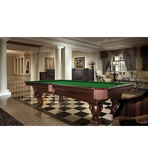 Beringer Princeton 8' Pool Table with Luxury Starting Kit