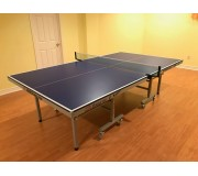 Double Fish Tournament Grade 18mm Ping Pong Table