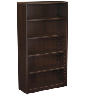 "AOSP 5-Shelf Bookcase 65""H"