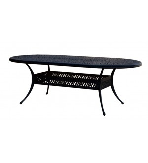 "OnSight Panacea 42""*87"" Oval Table"